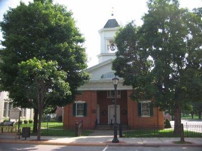 Moorefield Presbyterian Church