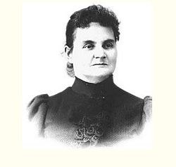 Pamela Hale (1834-1915) was a businesswoman, educator, and women's rights advocate. She was the first female Superintendent of Schools in Olympia.