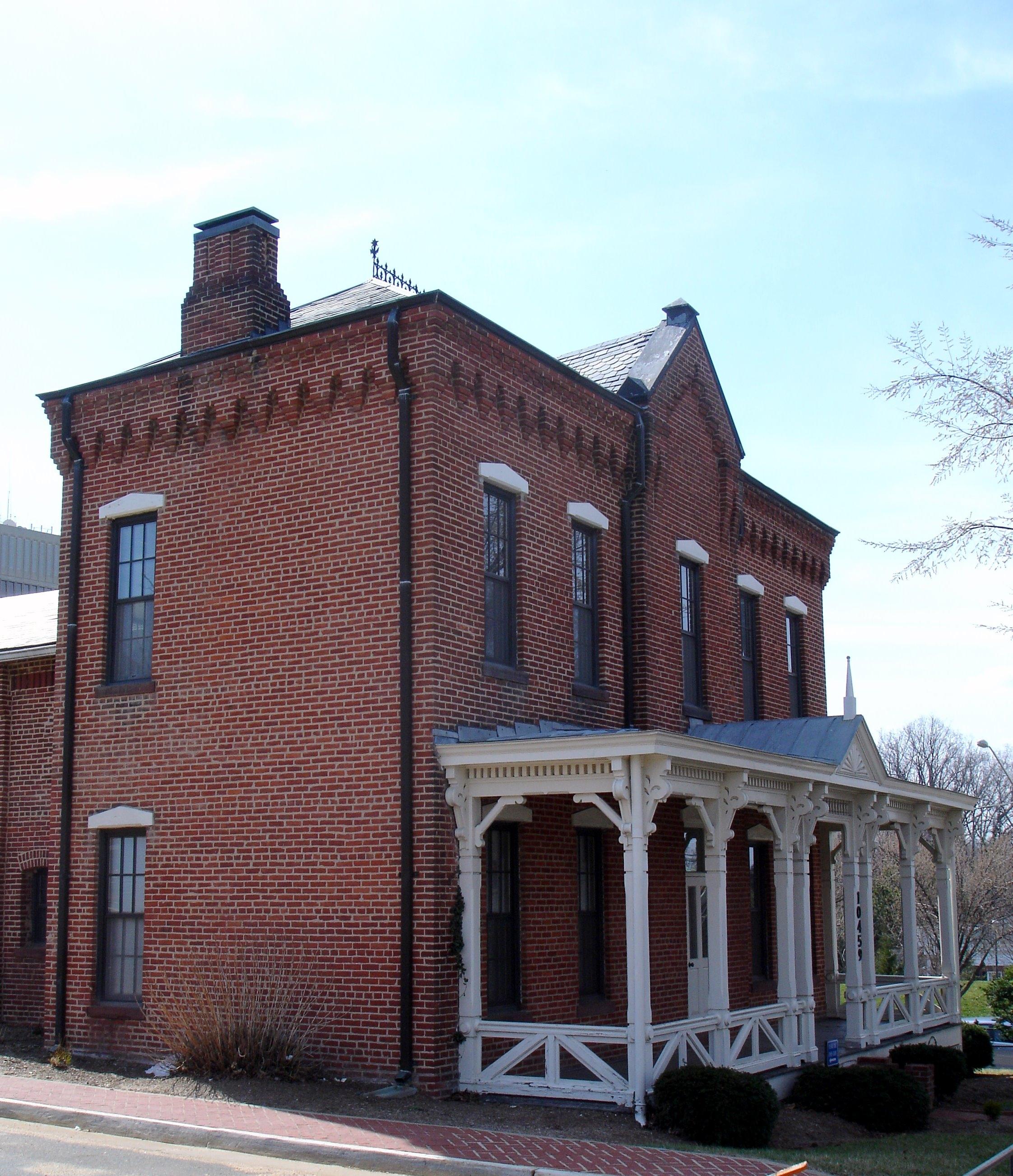 The Historic Fairfax County Jail