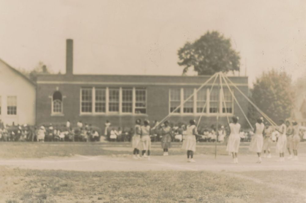 Havre De Grace Colored School