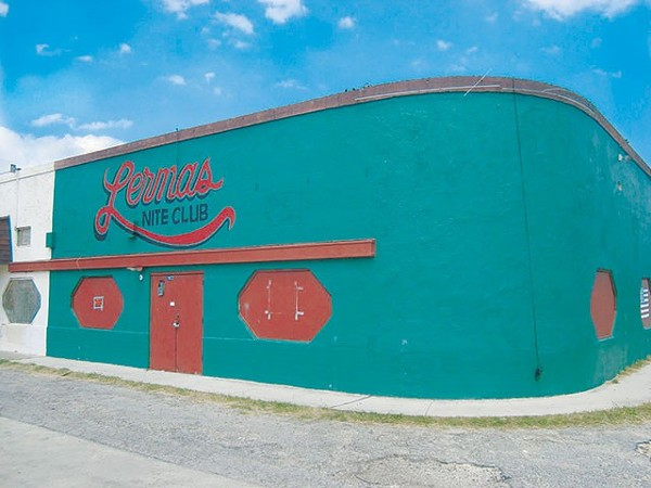 Lerma's Nite Club not long after its closure.