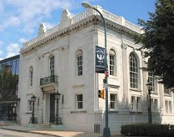 The former Valley National Bank Building and current Chambersburg Heritage Center. Courtesy of VisitPA.com.