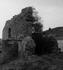 Mission ruins circa 1900