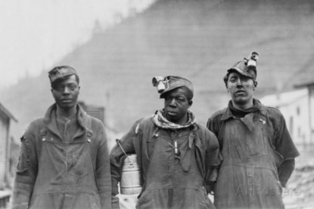 Immigrants and African American miners worked side by side and were treated as equals in the Pocahontas coal fields.