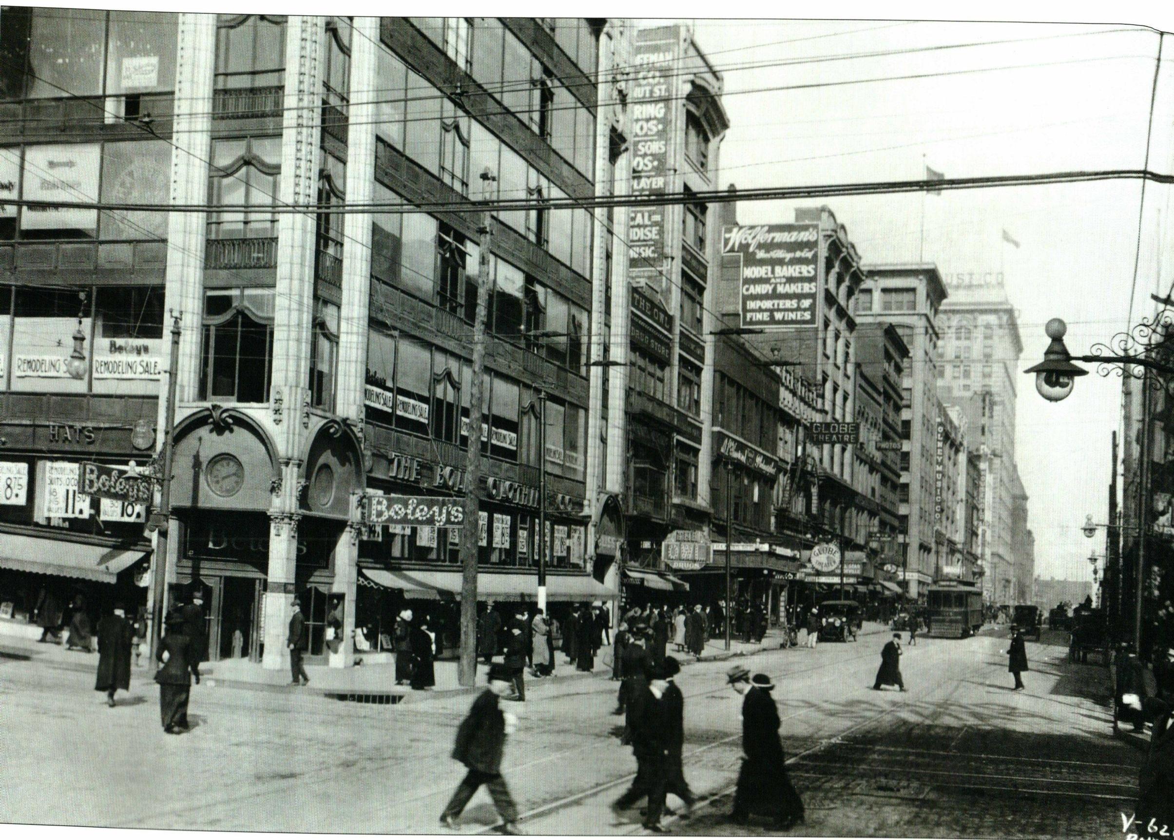The Boley Building (circa 1910)