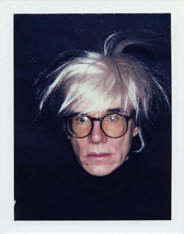 Andy Warhol is Tony Tasset's inspiration for becoming a public artist.