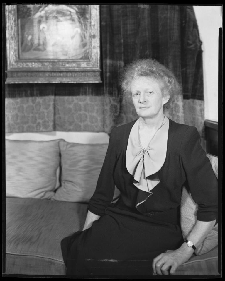 Helen Clay Frick, 1888-1984.