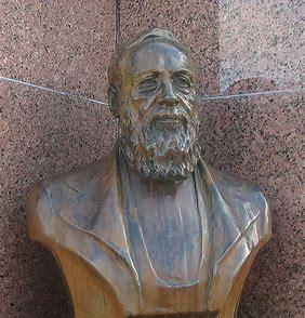 Bust of John O. Meusebach