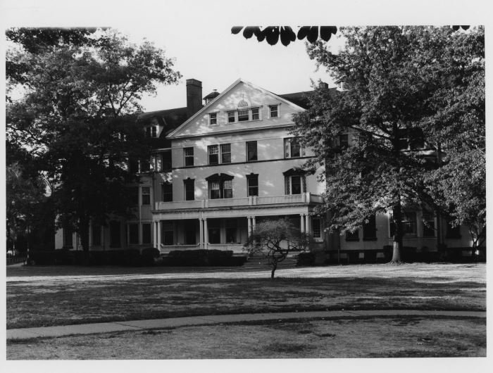 Guilford House from National Register nomination (1974)