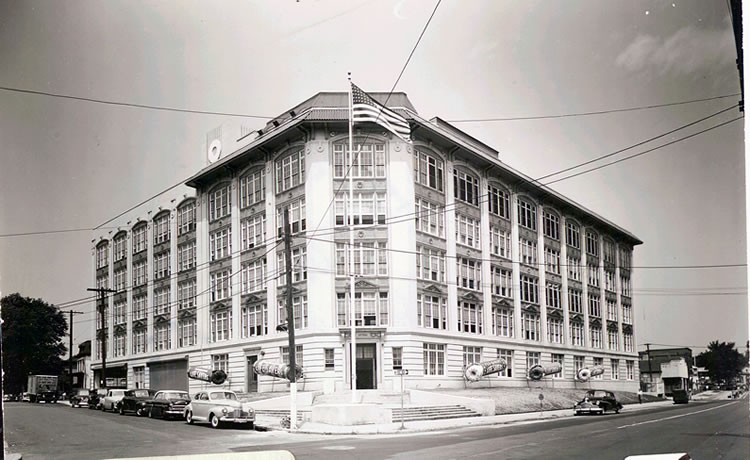 Life Savers Building Exterior (Exact Date Unknown)