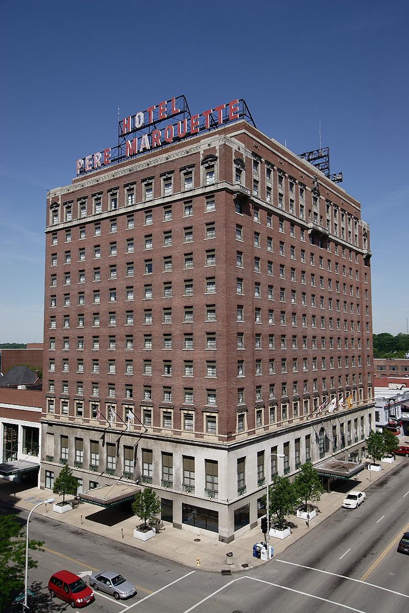 Pere Marquette Hotel (Peoria, IL)