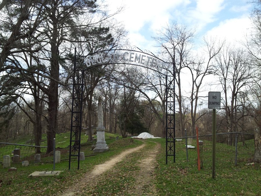 Beulah Cemetery was established in 1884 as a final resting place for local African Americans.
