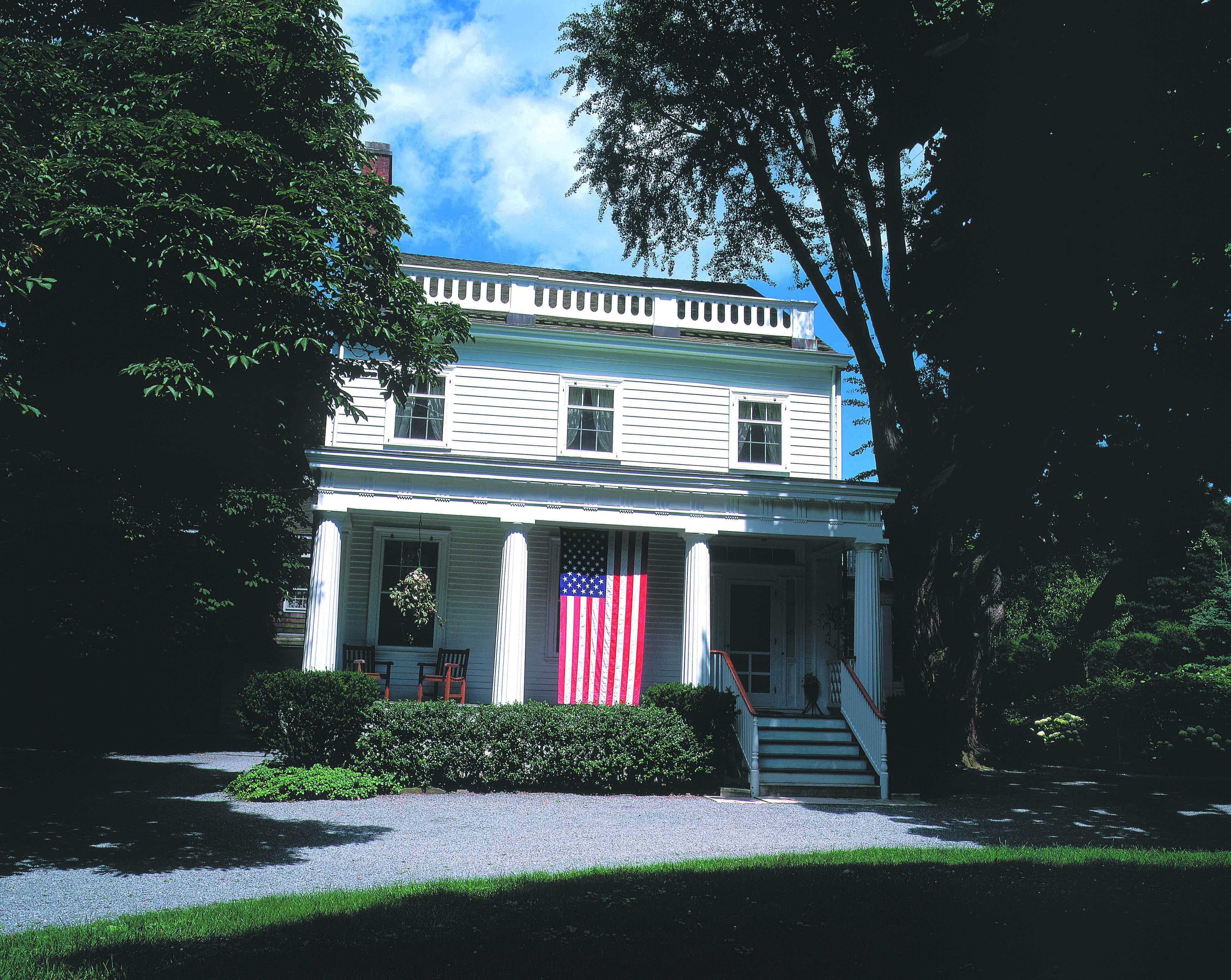 Masterton-Dusenberry House.