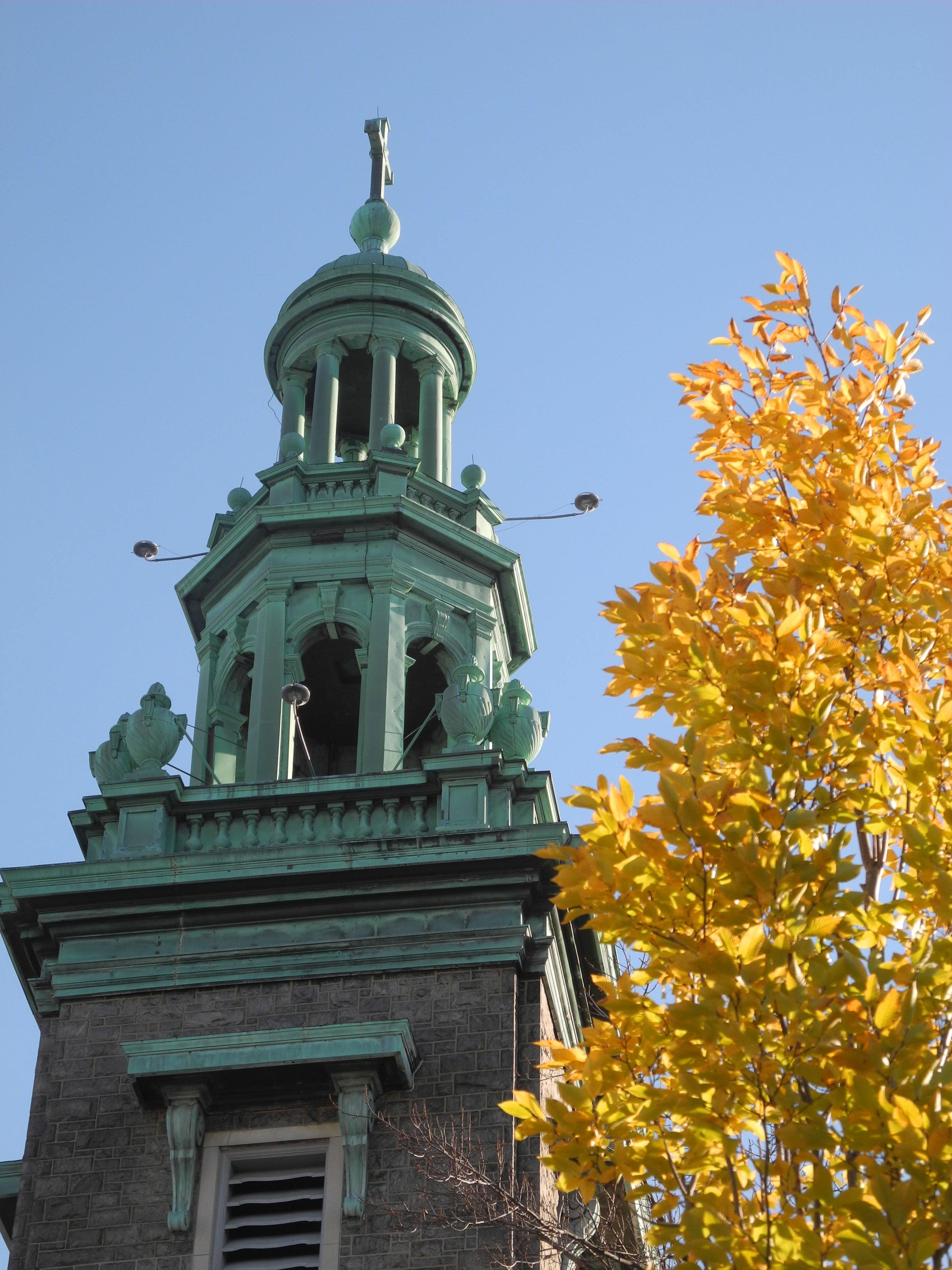 Tower of St Joseph's Church