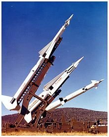Nike Missiles
