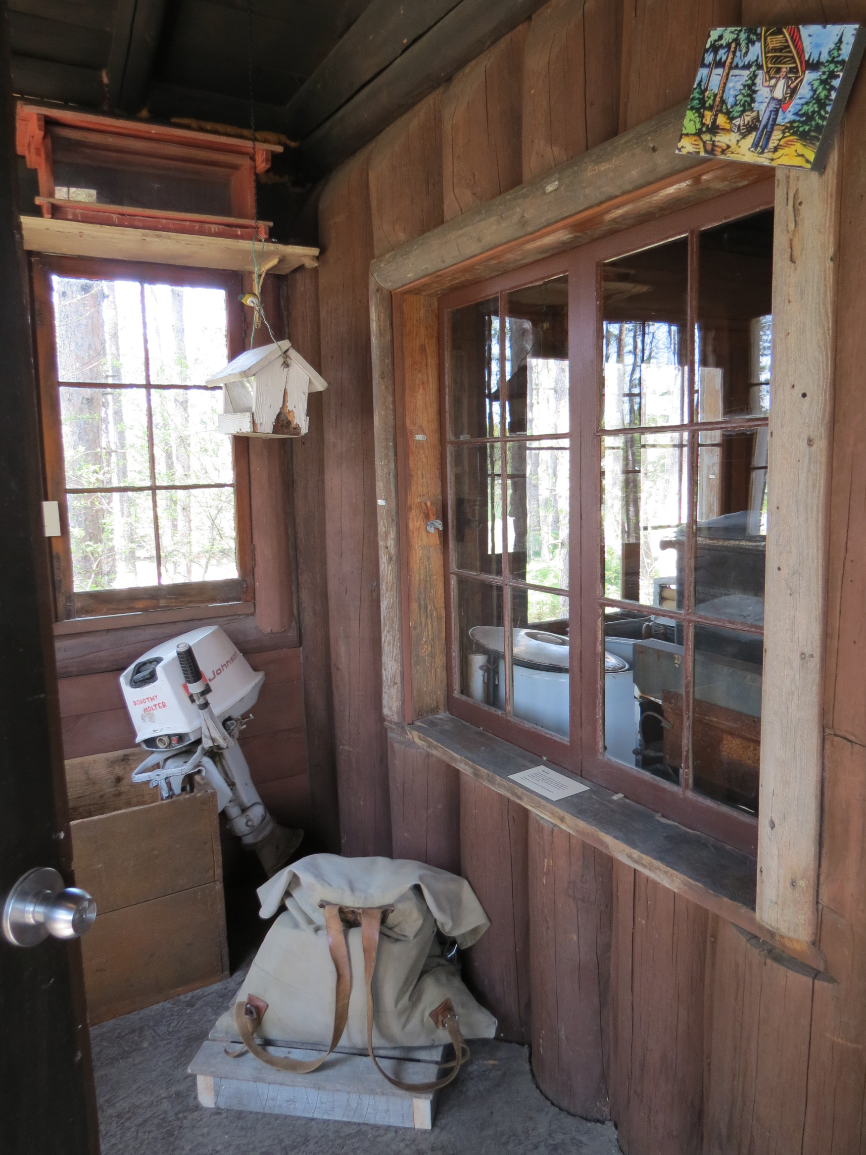 Soft Water Travel in Point Cabin