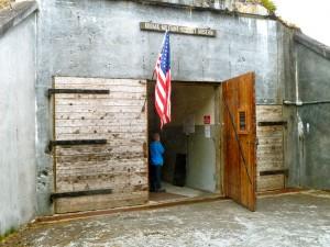 Bunker At Kodiak Military History Museum