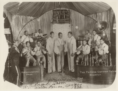 Walter Barnes and His Royal Creolians in 1930
