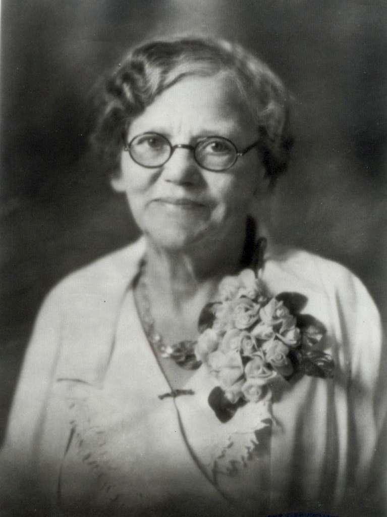 Florence Thornton Butt
