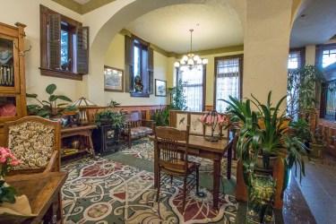 Waiting in Style: The Eklund Lobby