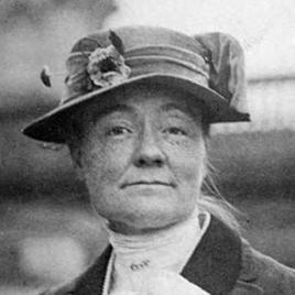 Jane Bowne Haines was born on July 18, 1869 in Cheltenham Pennsylvania.