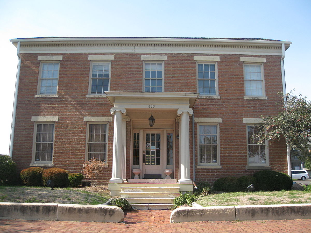 Judge Jacob Gale House is listed on the National Register of Historic Places.