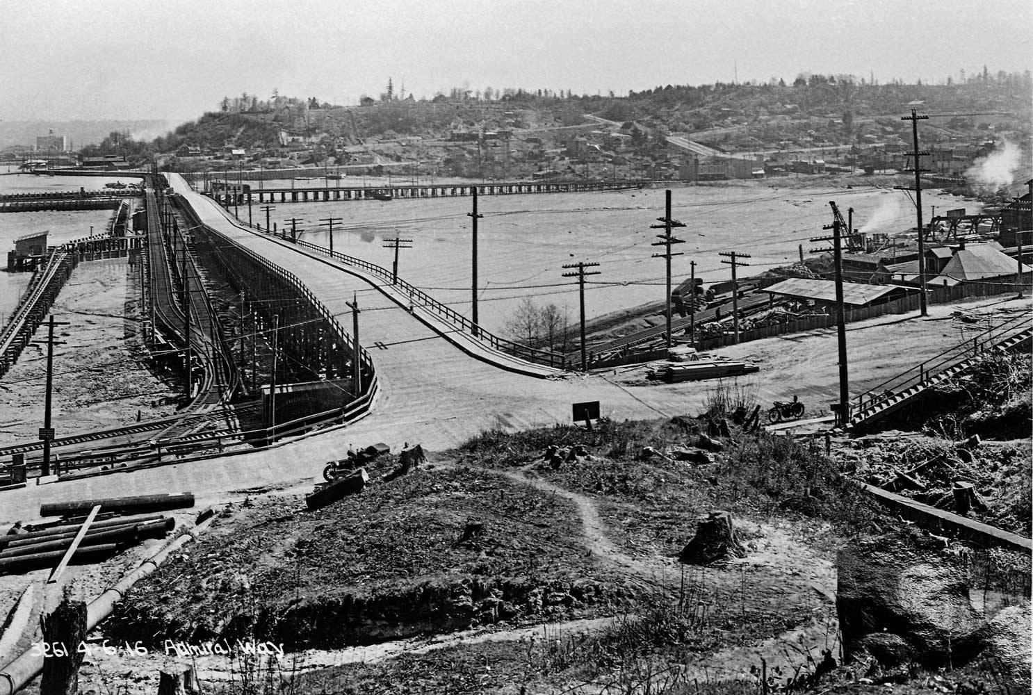 Spokane Street Bridge (1852)