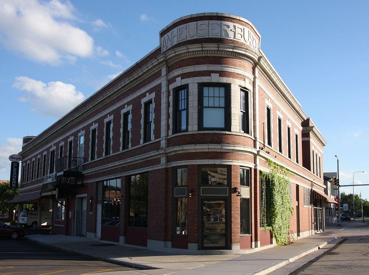 2016 Photo of Kickapoo Building (secondary entrance)