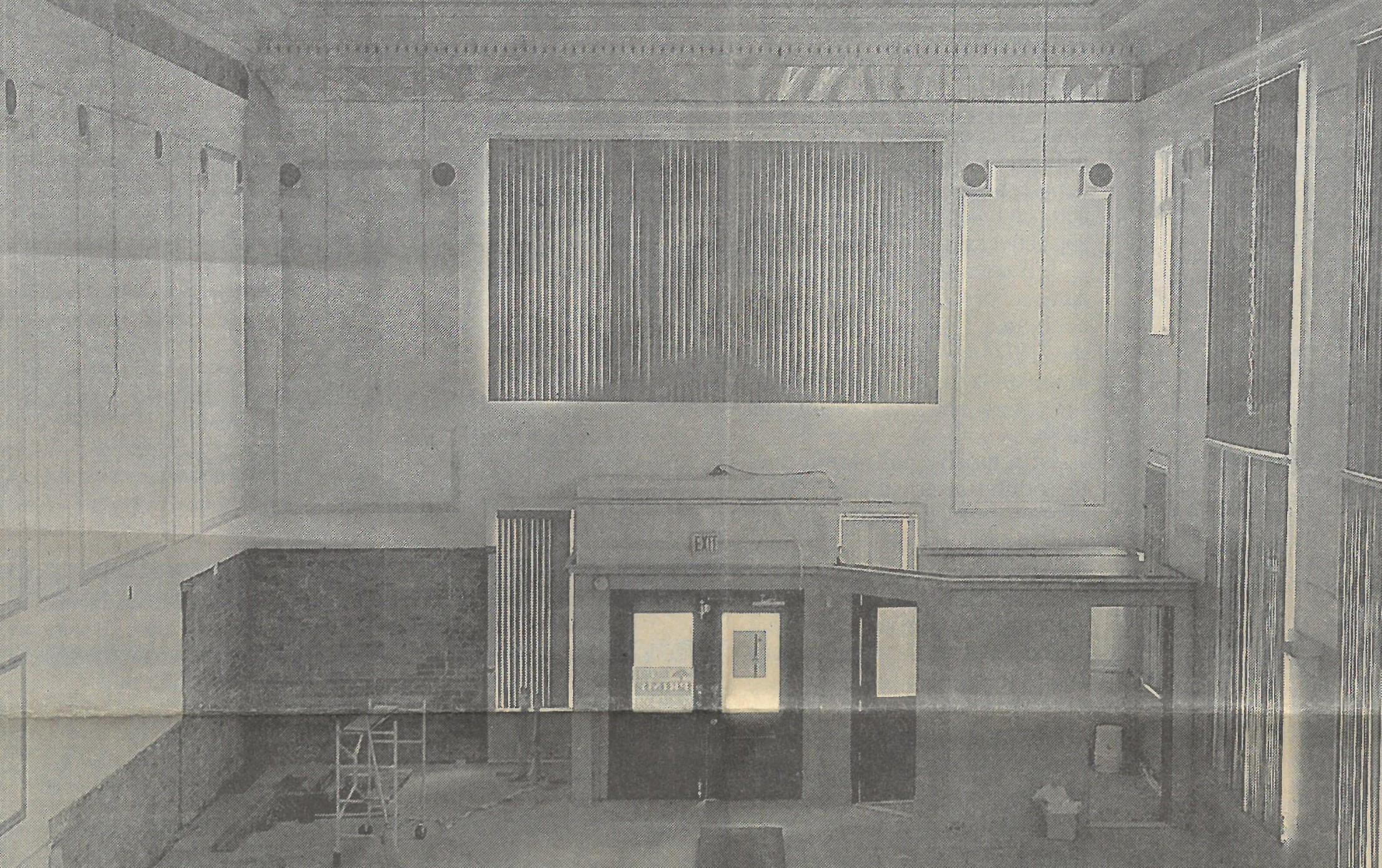 Interior of Bank Building c.2006