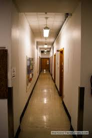 The narrow hallways of Pillsbury Hall will be replaced by a more open floor plan