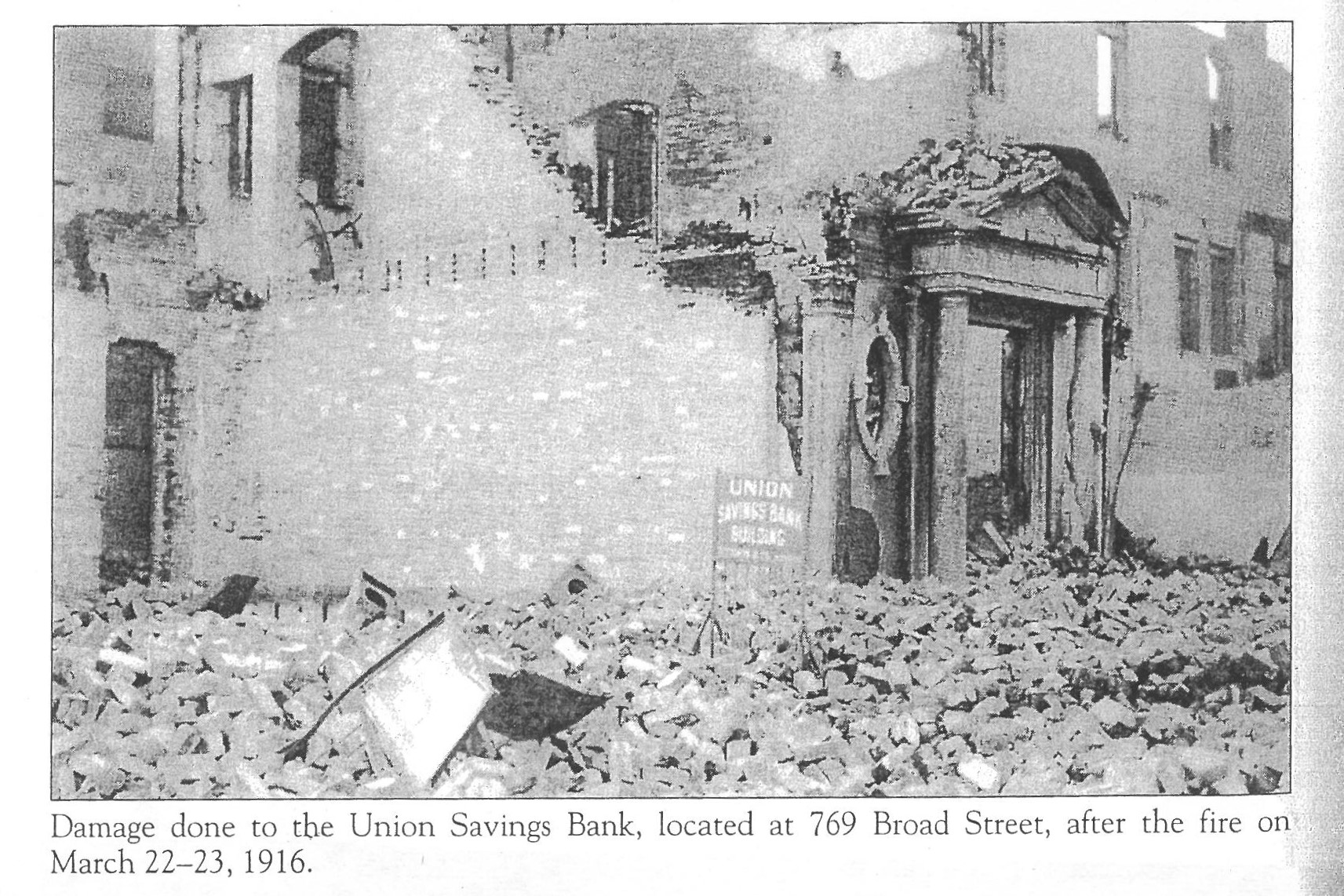 Union Savings Bank c.1916
