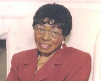 Bertha Pleasant Williams later in life