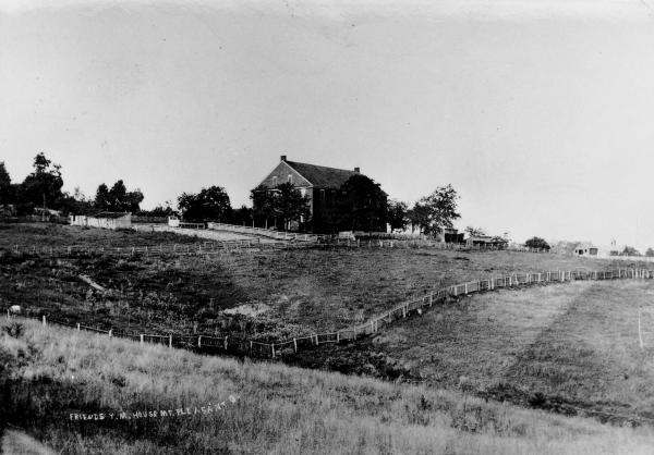 Looking Northeast - 1890