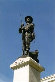 UDC Monument Asheboro