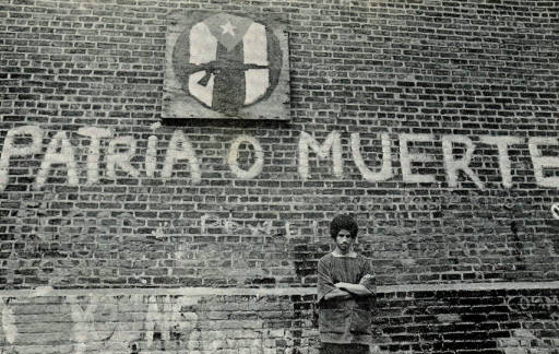 """Patría o muerte"" once again emphasizes the importance of the Puerto Rican independence movement. 