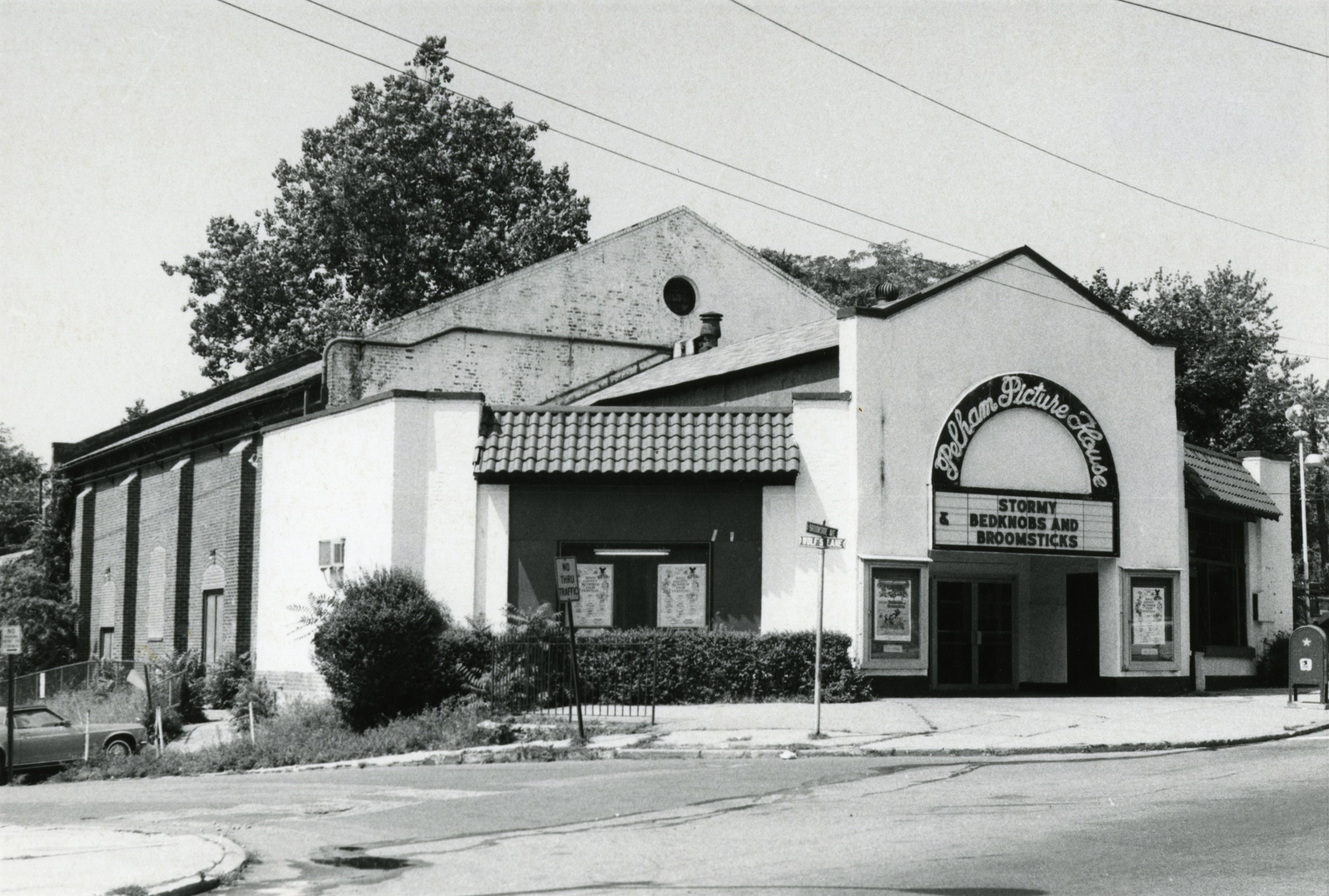 The Picture House Regional Film Center in the 1970s.