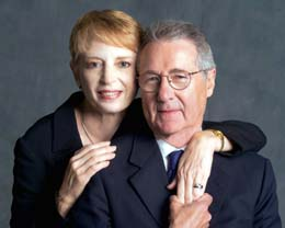 Kent Stowell and Francia Russel (Directors of PNB from 1977-2005)