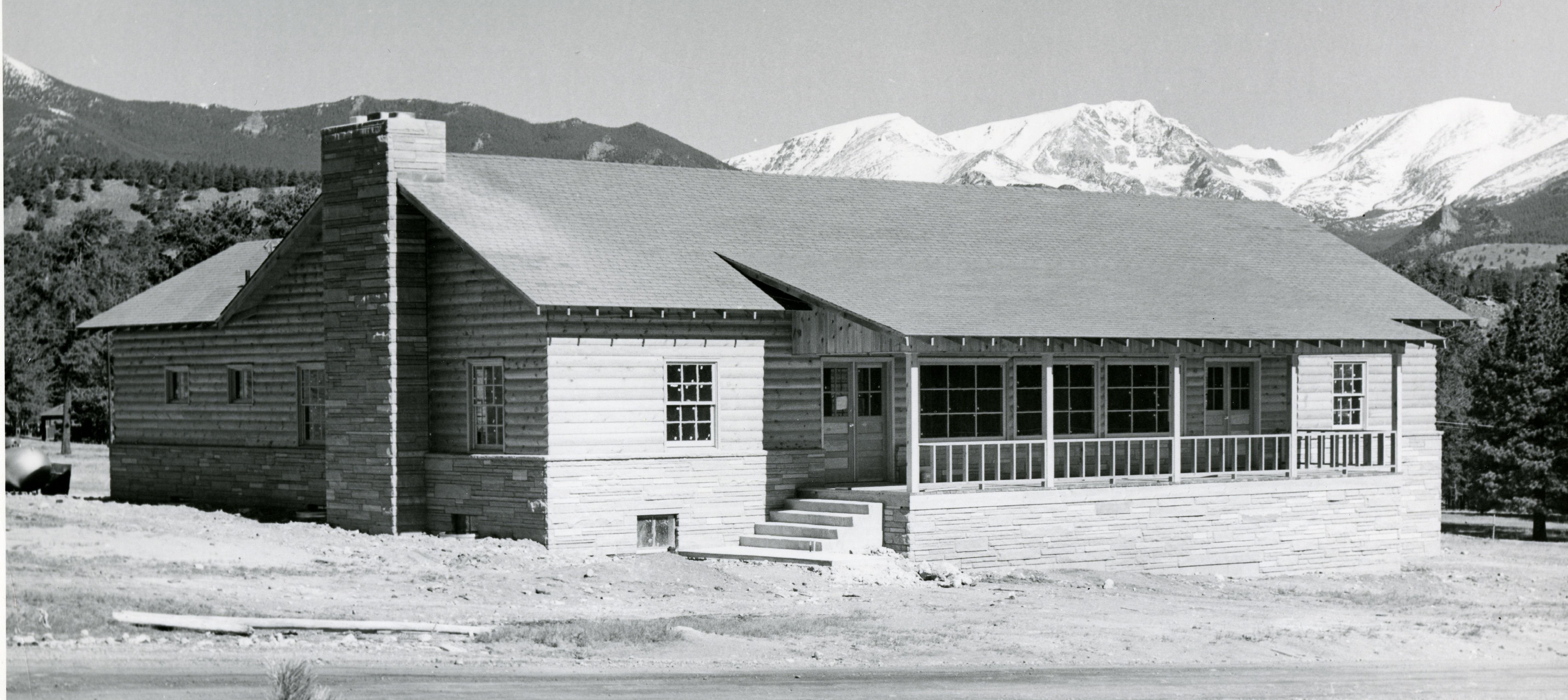 Sweet Memorial Building- 1960s