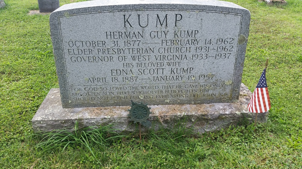 Kump Grave