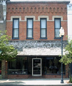 The Kingdom of Callaway Historical Society is located in downtown Fulton.