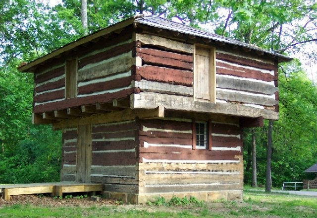 The Mansfield Blockhouse