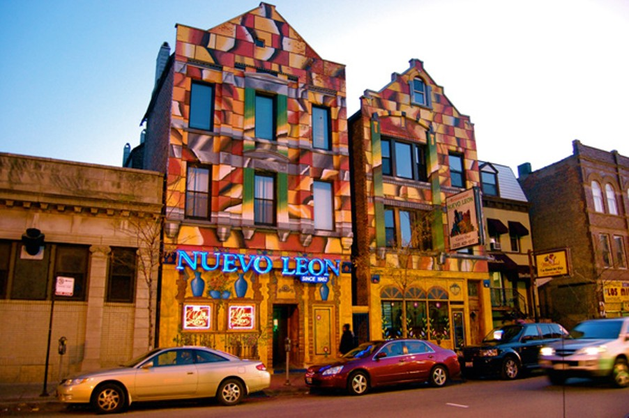 """Best Mexican Restaurant: Nuevo Leon"" provided by Best of Chicago 2014. Retrieved May 28th, 2019."