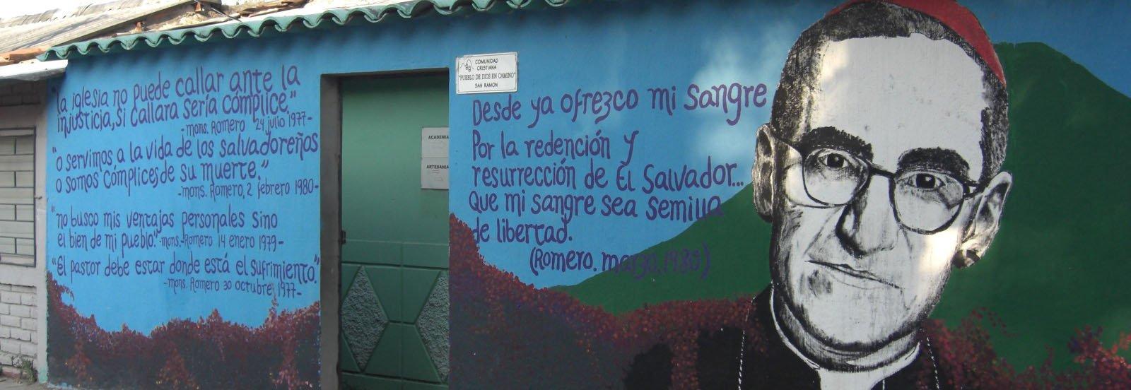 Centro Romero Mural