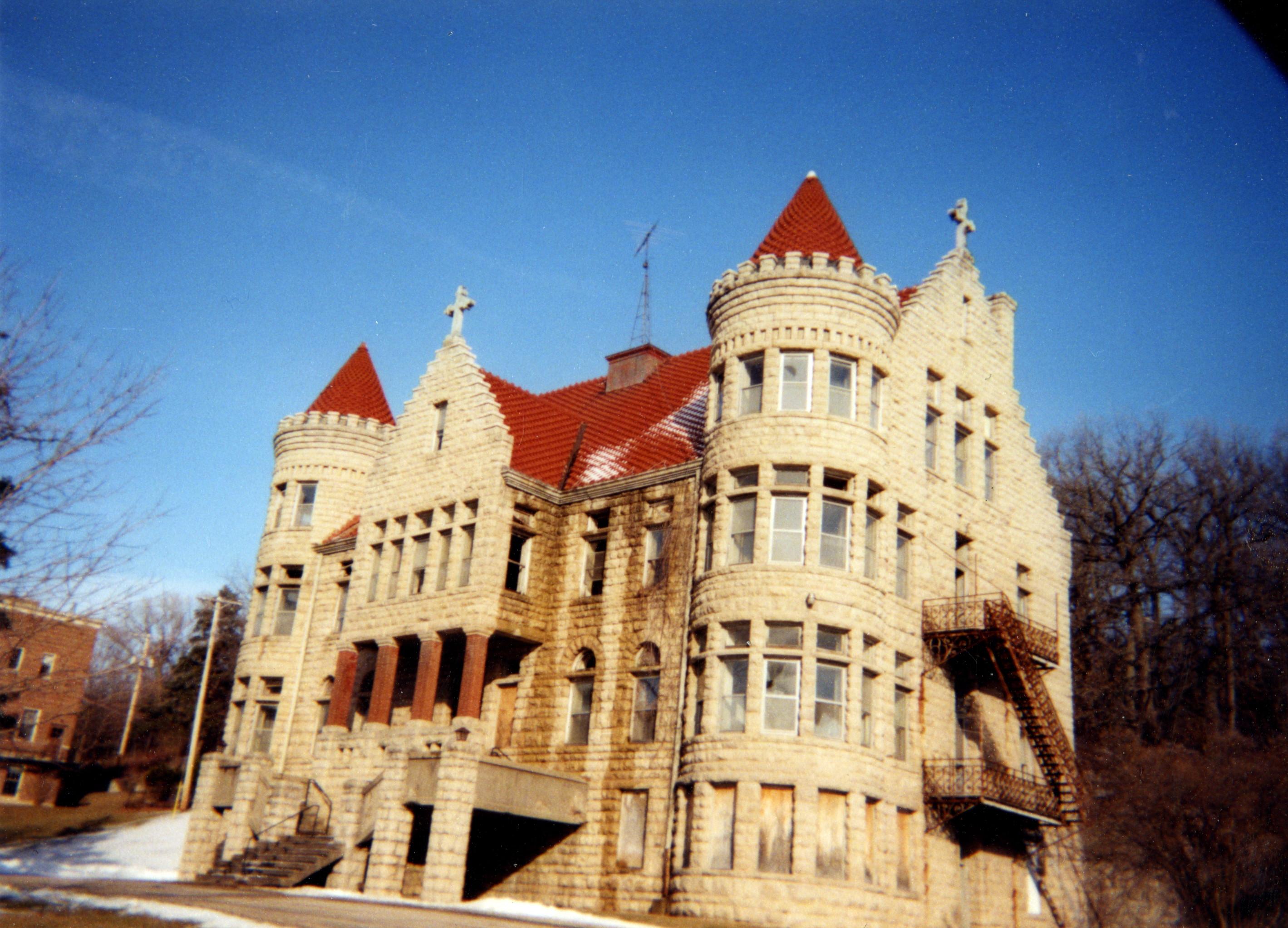 Boyle Hall (originally St. Mary's Springs Sanitarium), 2005
