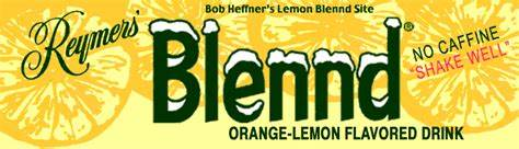 Reymer's Lemon Blennd Logo