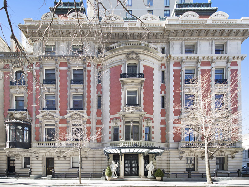 The Duke Mansion is a New York City Landmark and is listed on the National Register of Historic Places.