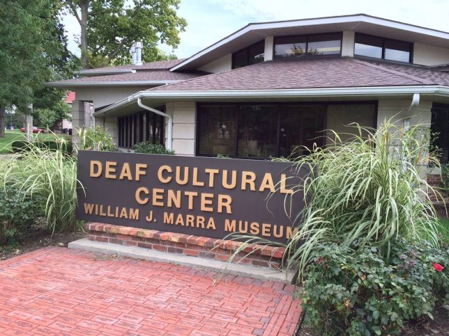 The Museum of Deaf History, Arts, and Culture