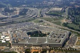 The Pentagon houses the U.S. Department of Defense. Construction of the building began on September 11 of 1941 and was completed in January 1943.