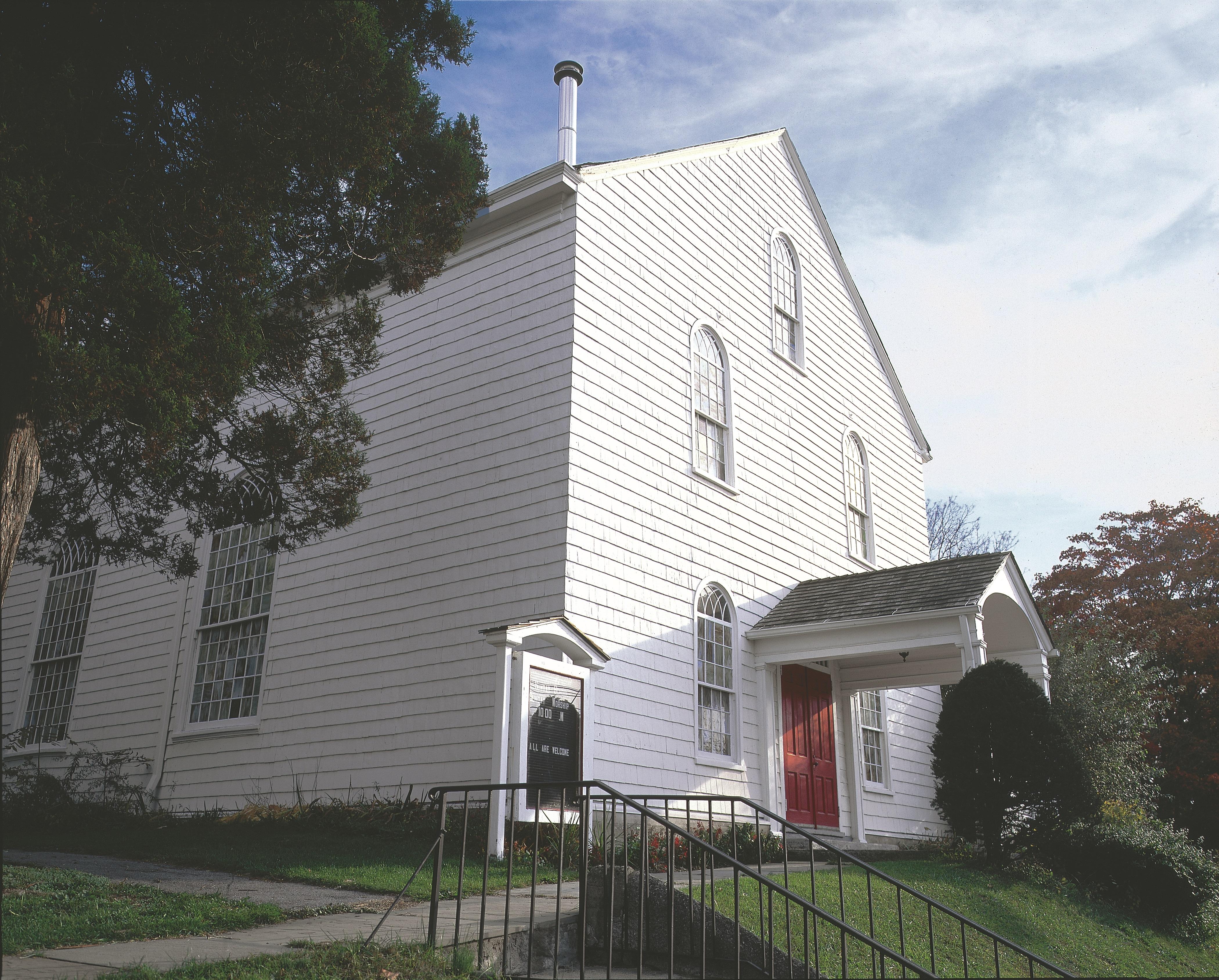 Elmsford Reformed Church.