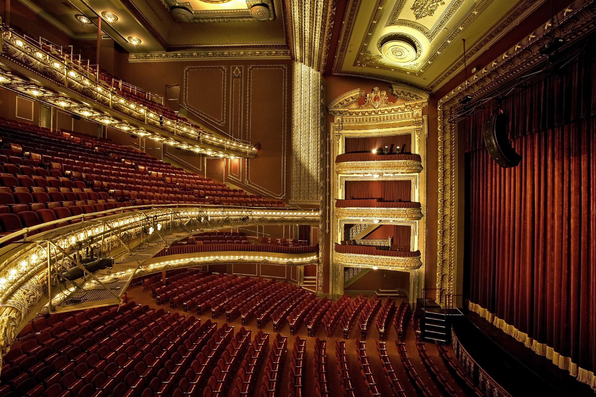 CIBC Theater Auditorium